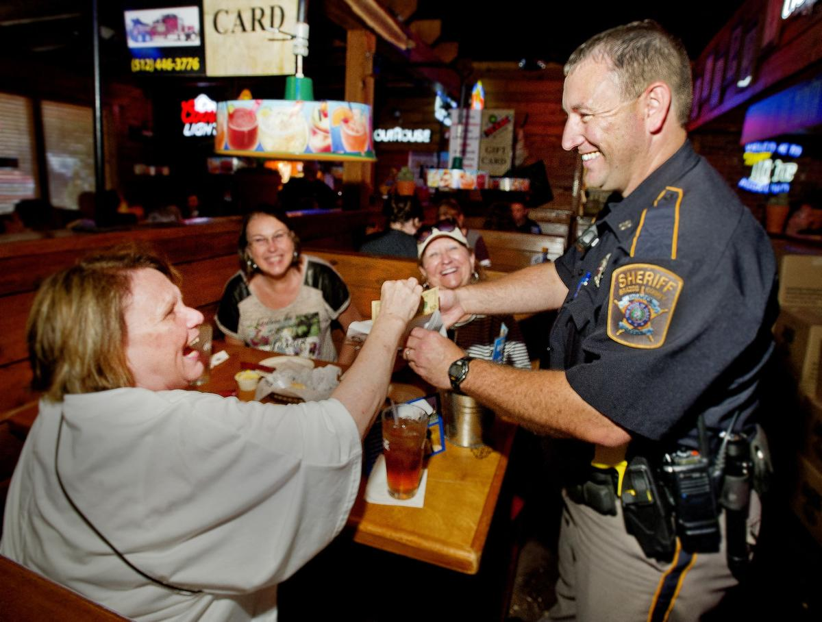 2017 Tip-A-Cop fundraiser for the Special Olympics