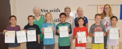 Spring Creek students' poetry recognized by A&M Garden Club