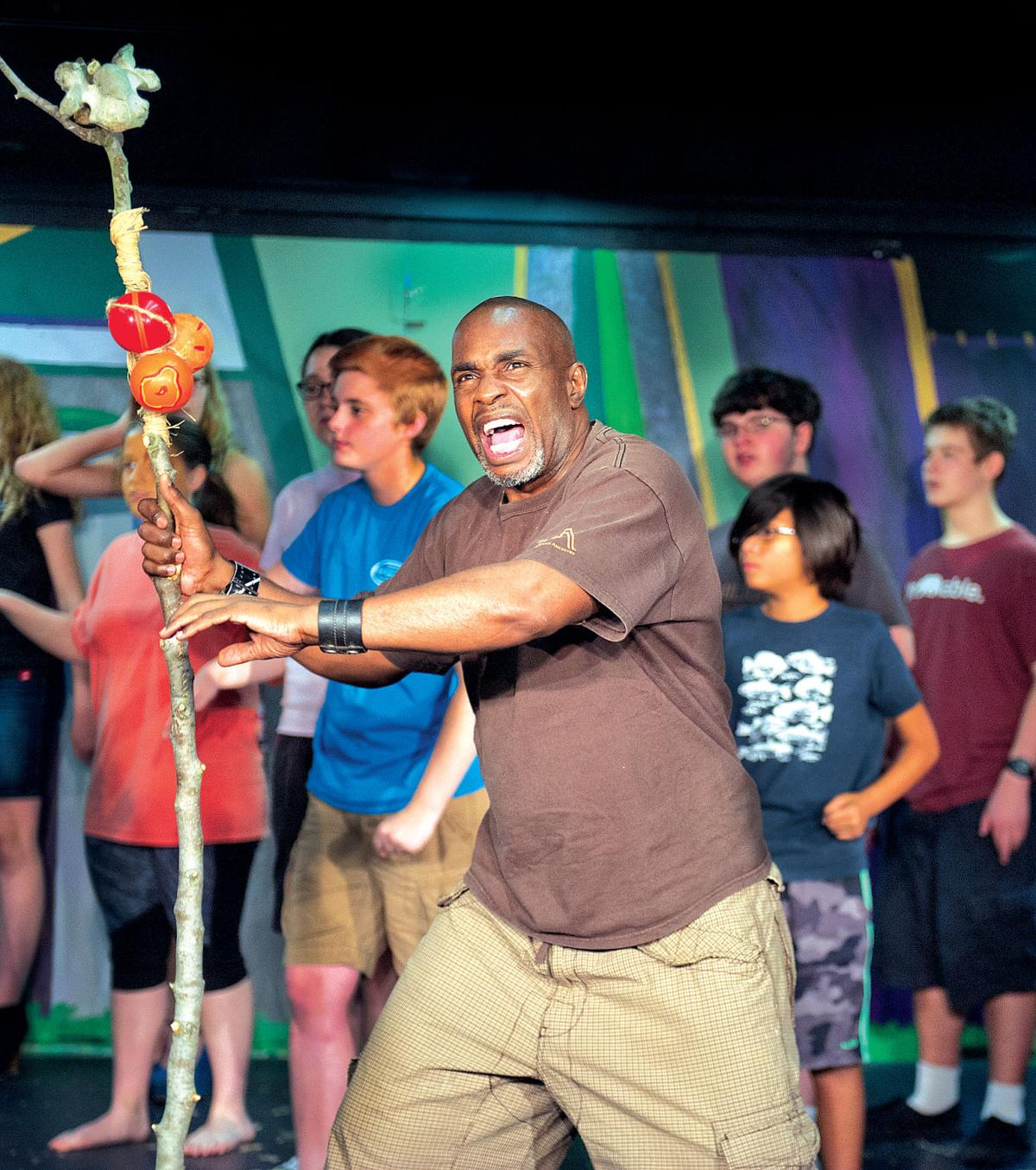 Arts Watch: 'Lion King jr.' to open Thursday for five performances