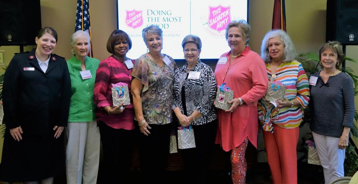 Eagle Auto Sales >> Salvation Army Women's Auxiliary hosts spring luncheon   Our Neighbors   theeagle.com