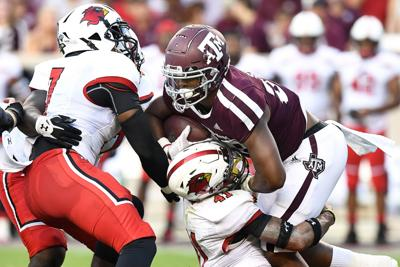 Texas A&M vs. Lamar football