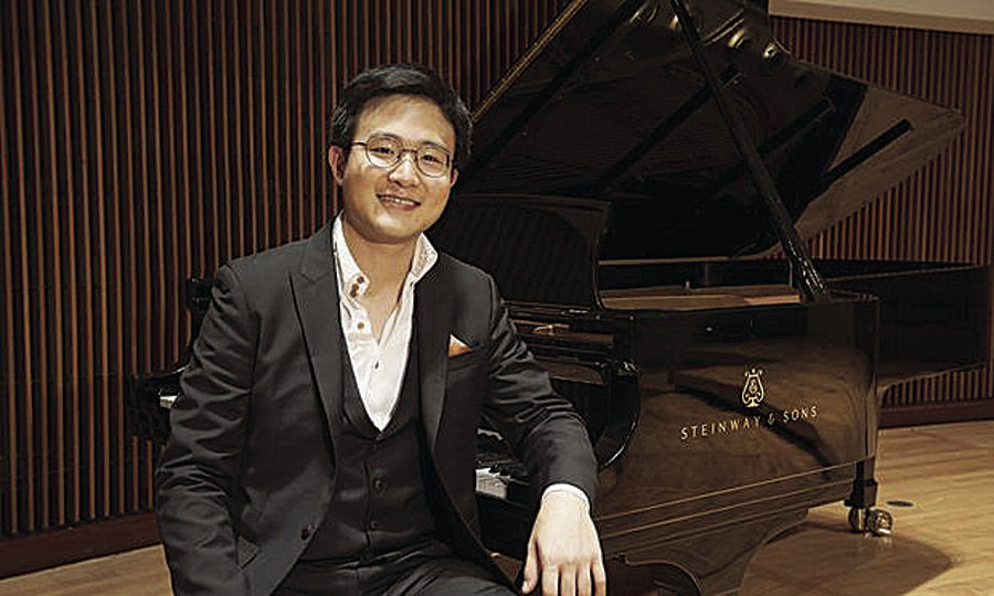 Winner of Cliburn piano competition to perform in October