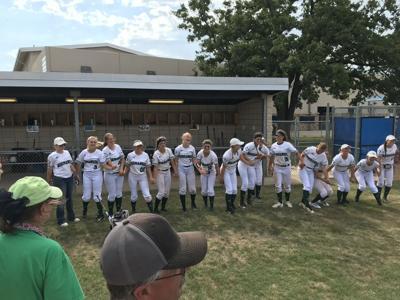 e41155d9021dc Normangee softball team sweeps Harper to advance to regional final ...