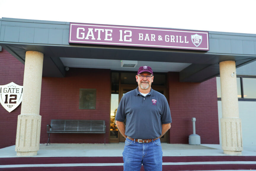 Gate 12 Bar and Grill