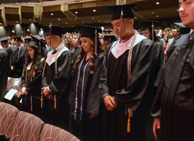 Bryan Collegiate graduation