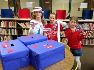 Oakwood intermediate school holds mock election | Our