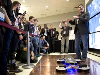 SpaceX Hyperloop competition a hub for ideas, creativity