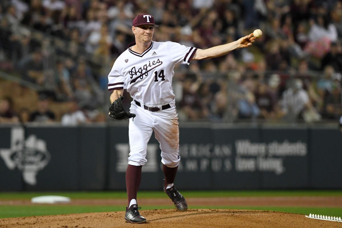 Texas A&M vs. Fordham baseball