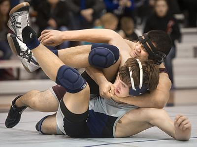 Bryan wrestling team beats A&M Consolidated