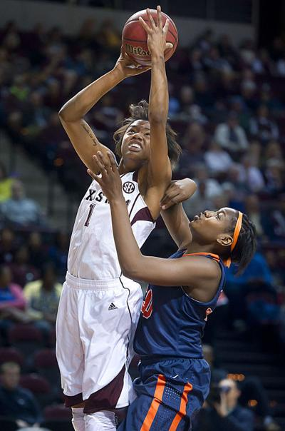 Aggie women prep for SEC opener with win over Miners