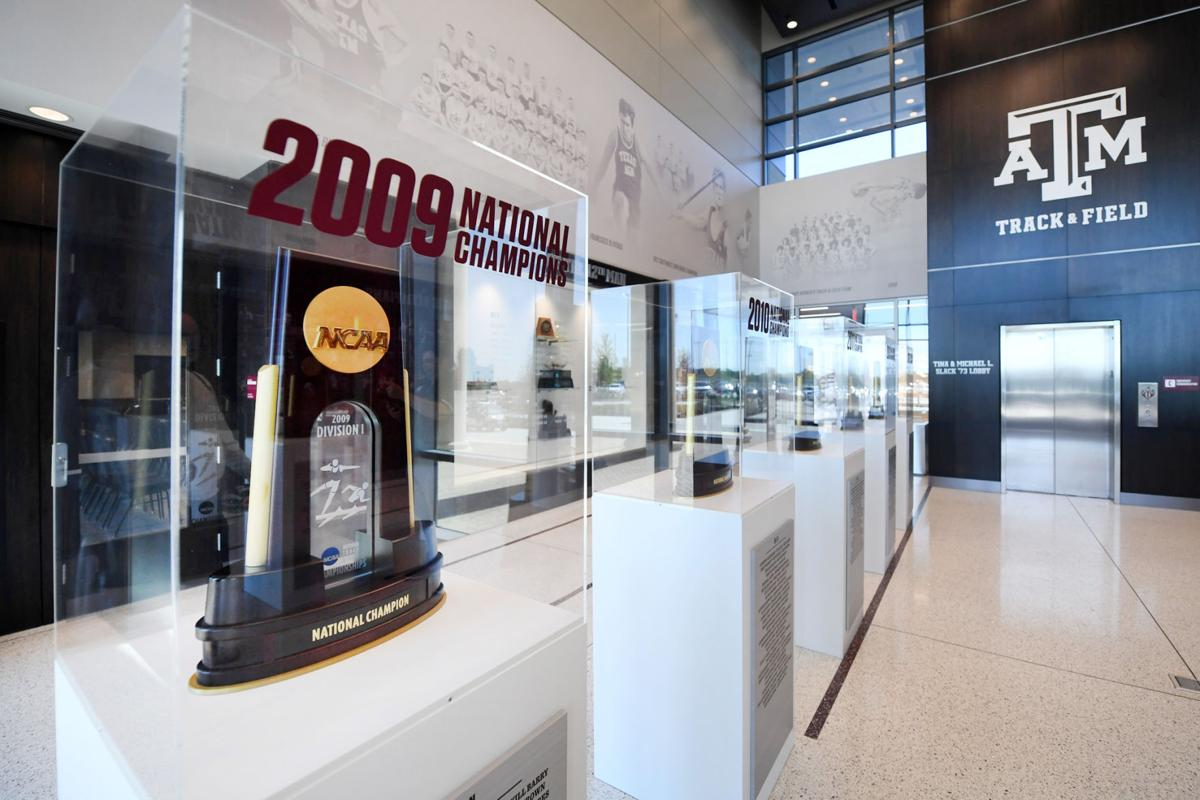 Texas A M To Debut New Cushing Stadium At Track Meet Saturday Local News Theeagle Com