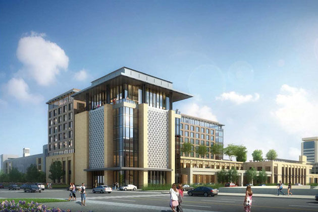 Hotel planned at Texas A&M
