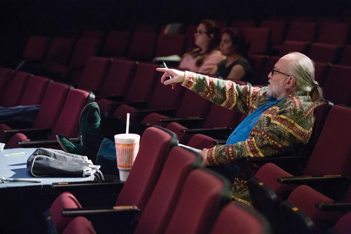 Local theatre director Randy Wilson is a Broadway veteran | Arts Watch |  theeagle.com