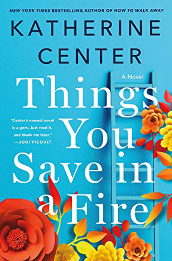 TEXAS READS: 'Things You Save in a Fire'