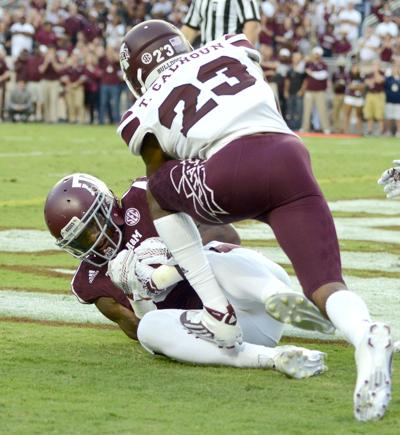 Mississippi State vs. Texas A&M NCAA College Football