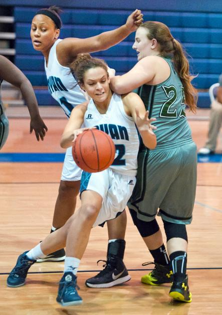 Bryan Girls Basketball Team Gets Defensive In Win Over