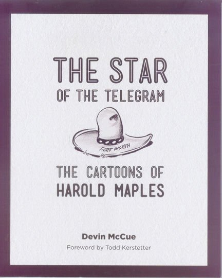 TEXAS READS: 'The Star of The Telegram'
