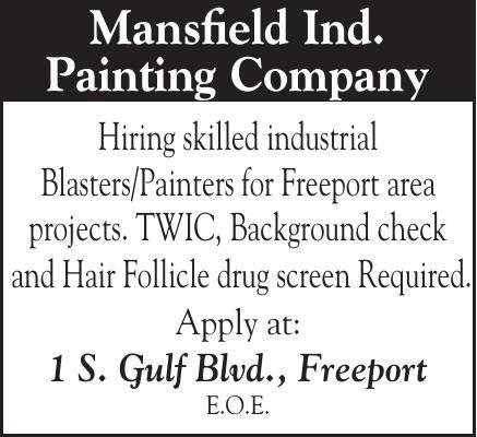 Mansfield Industrial Hiring