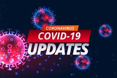 covid-19 corona virus updates news banner design