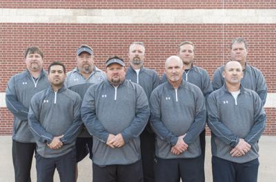 Sweeny coaching staff