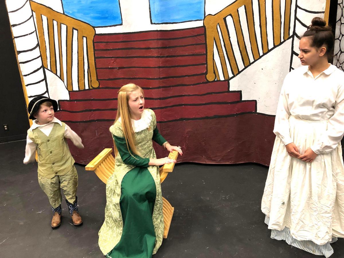 Summer Children's Theatre begins again this week
