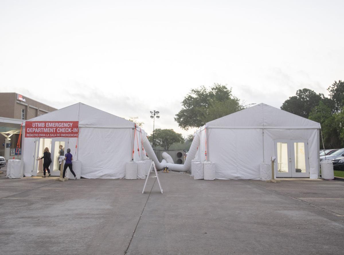 UTMB Tents