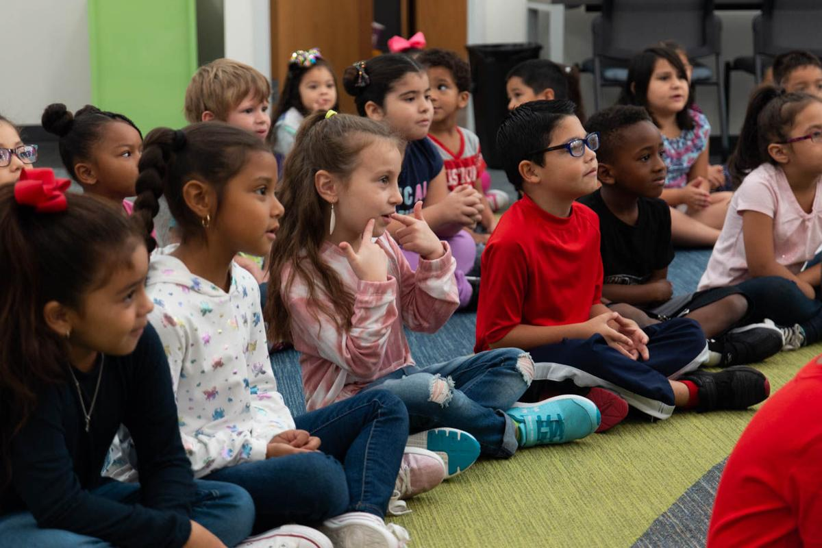 Juicebox Jukebox at Freeport Elementary School