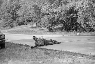 James Meredith Shot