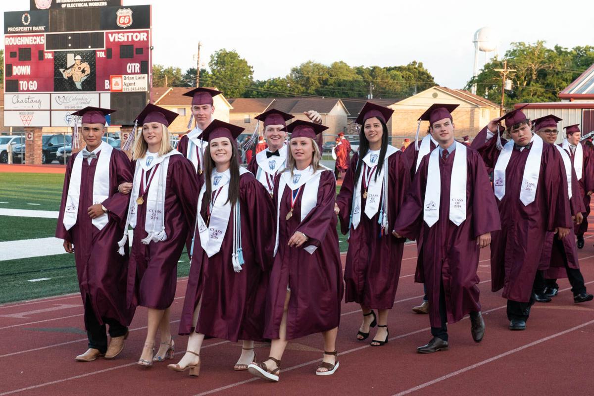 Columbia HS Graduation