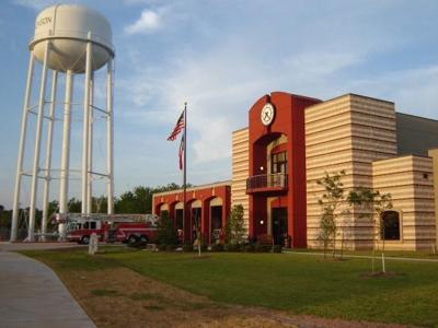 LJ Fire Station
