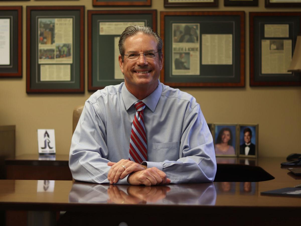 Massey named Region 4 Superintendent of the Year
