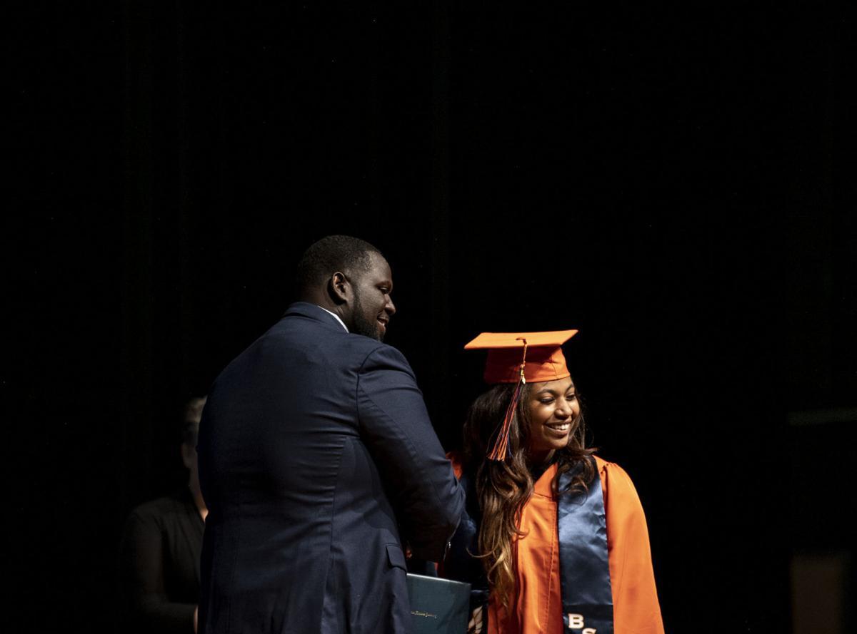 Brazos Success Academy graduation