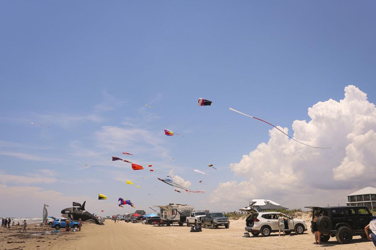 Kites Take Flight