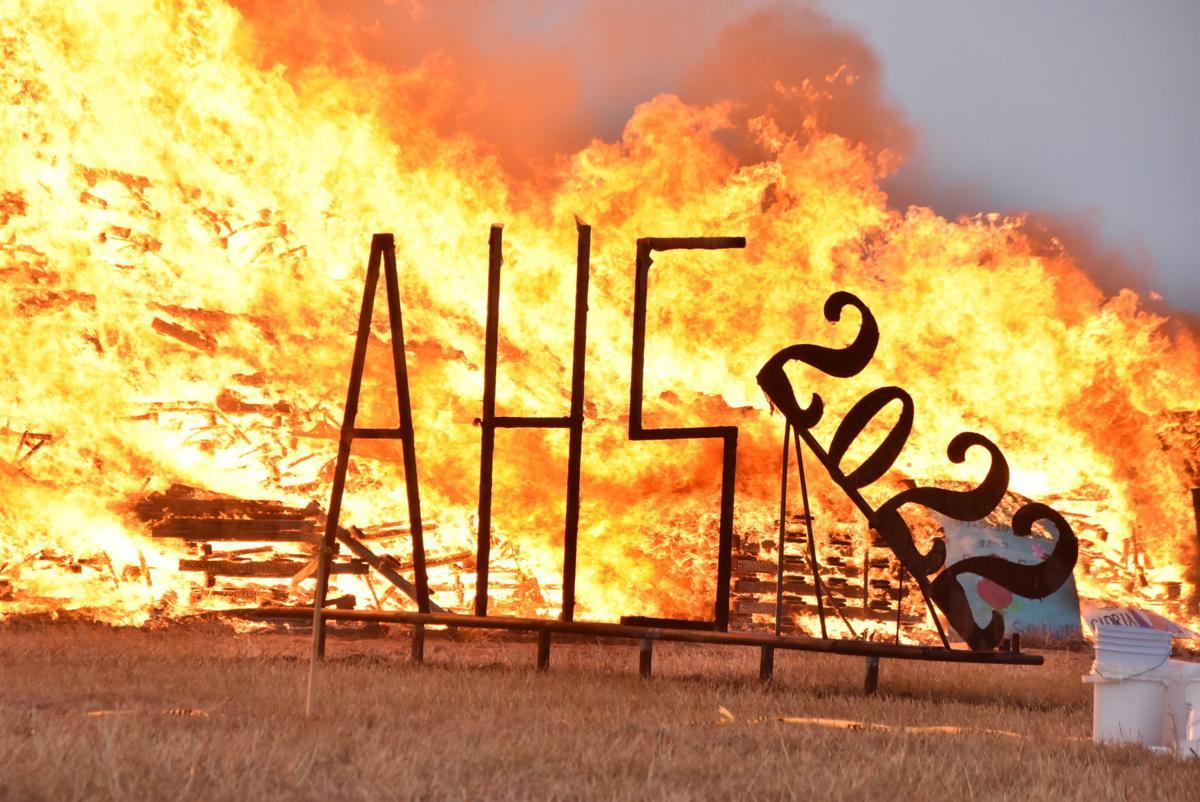 AHS Bonfire