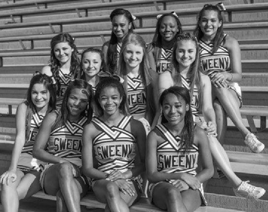 Sweeny High School Cheerleaders Thefacts Com
