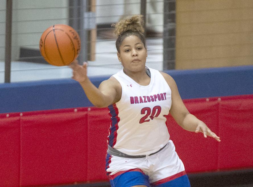 Brazosport vs. Sweeny girls basketball