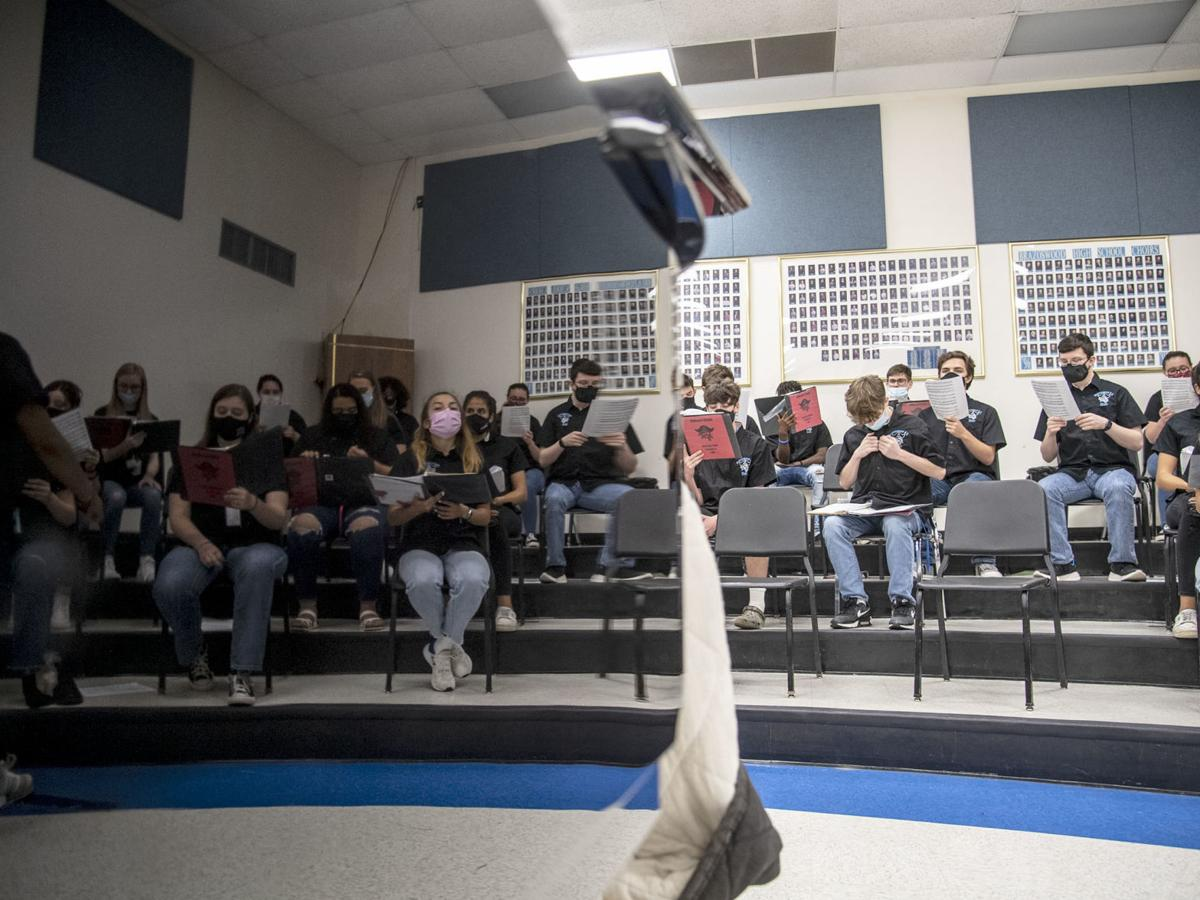 Angleton, Brazoswood choirs sweep up the wins