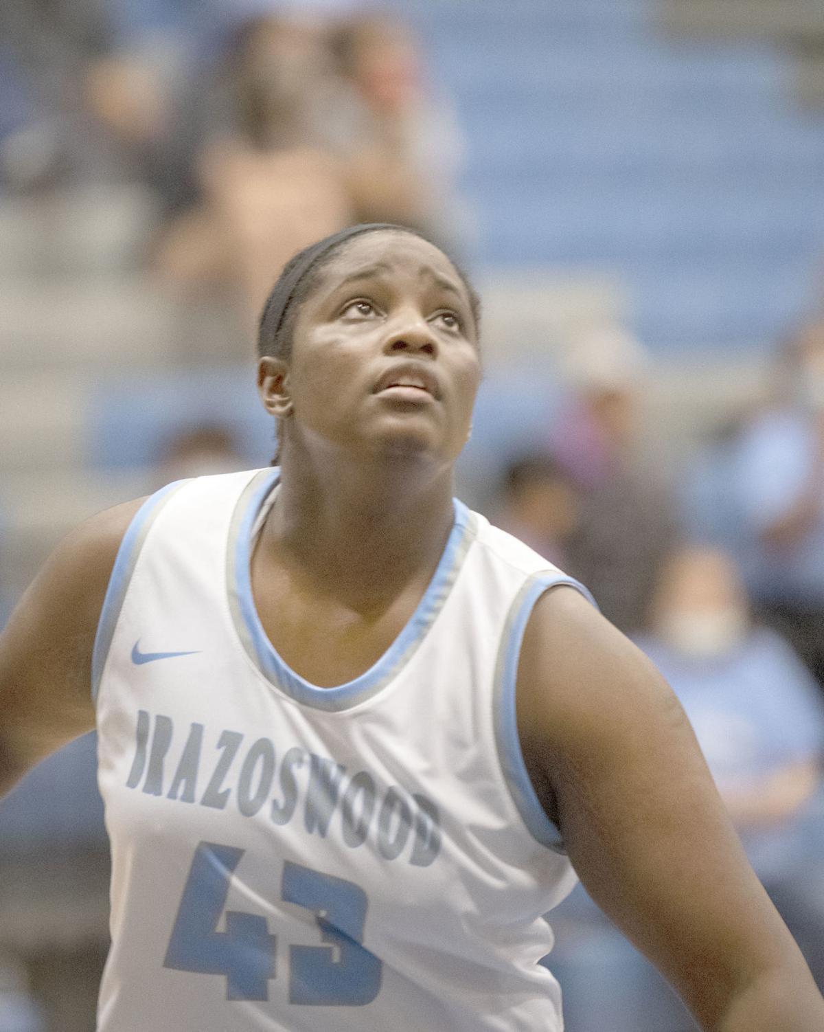 Brazoswood girls basketball Aaliyah Wiley