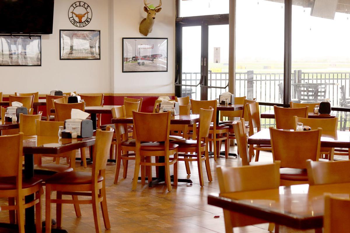 Local Restaurants Adjust To New Dine In