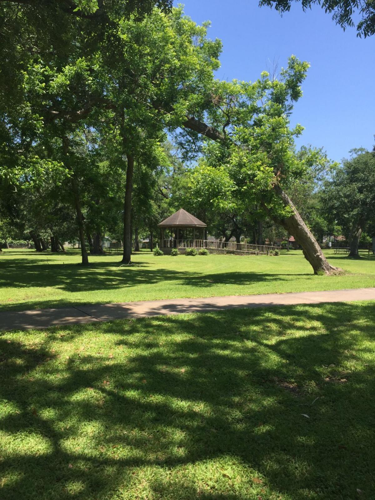 Walking Brazoria County
