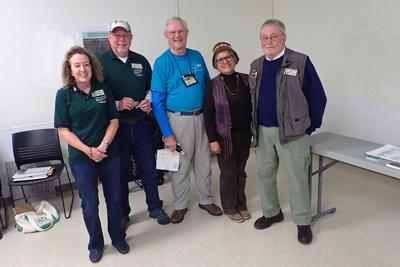 Texas Master Naturalist Monthly Meeting
