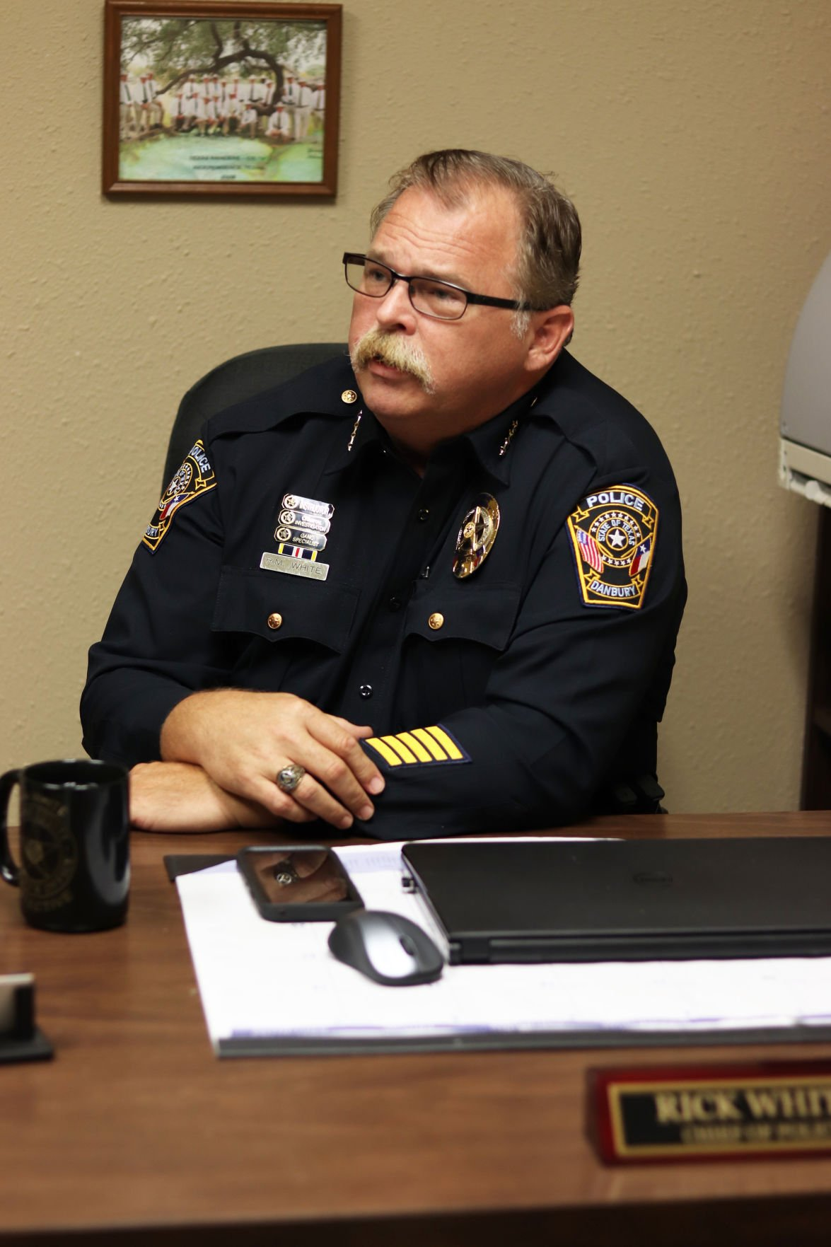 Danbury police chief