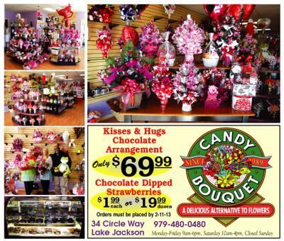Stop By Candy Bouquet For Valentine S Day Focus And Forecast