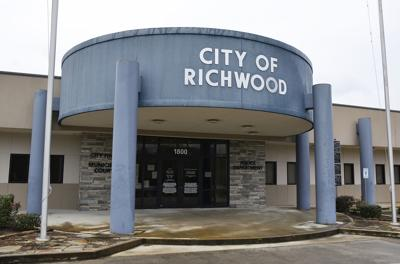 Richwood City hall file photo