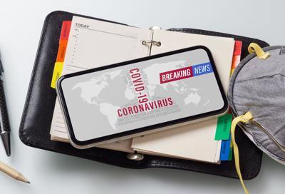 Breaking News, Coronavirus or Covid-19