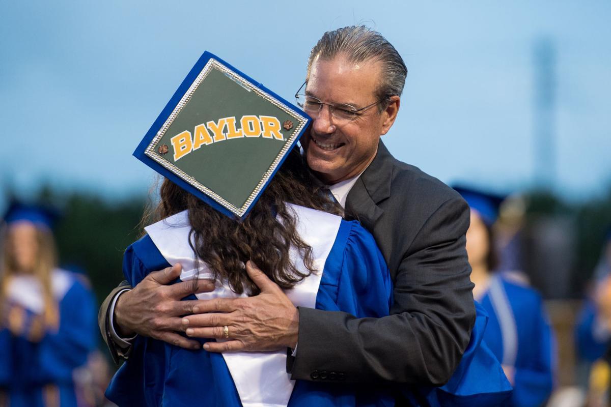 2021 Brazoswood graduation