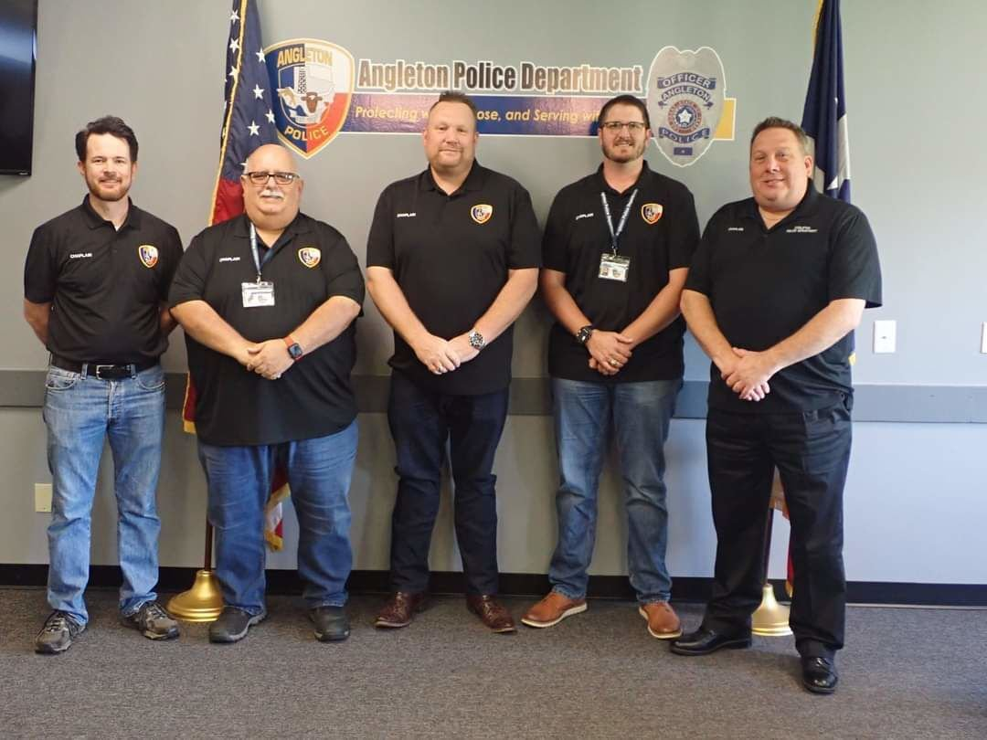 Chaplain program offers support to officers