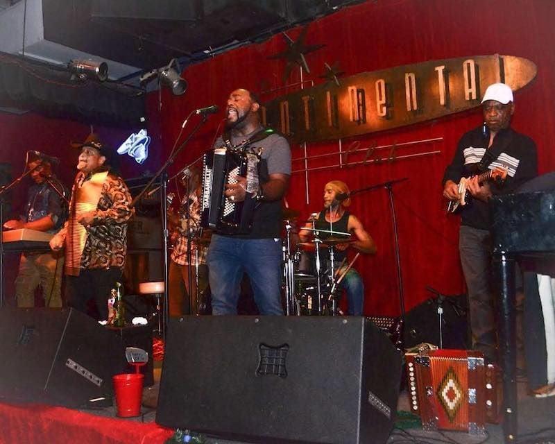 Raa Raa & The Zydeco All-Stars