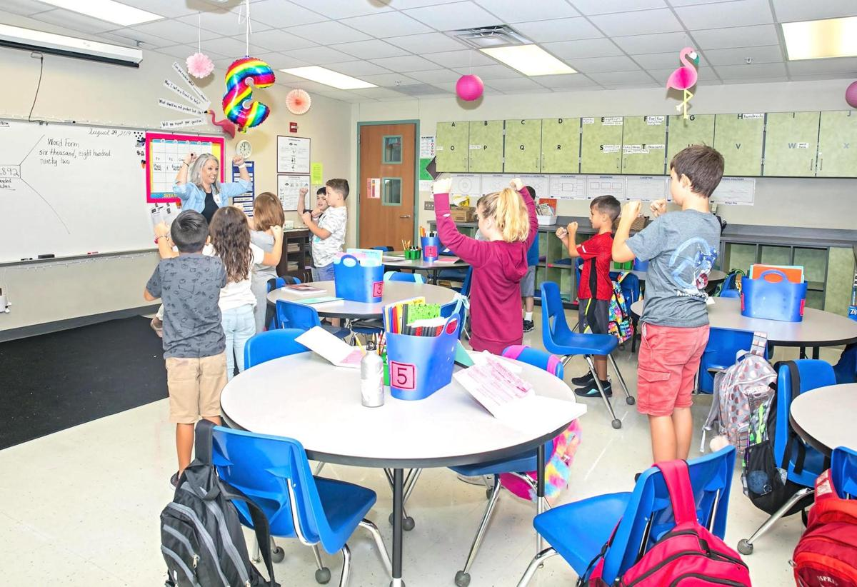 CBISD elementary teacher receives high marks with award
