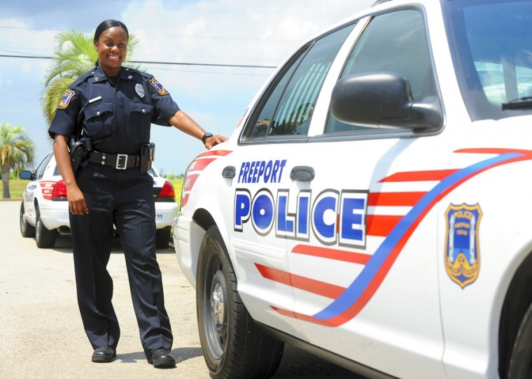 Freeport hires1st black female officer | News | thefacts.com